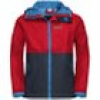 Jack Wolfskin Hardshell Kinder Rainy Days Kids 164 rot