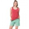 Jack Wolfskin Funktionstop Frauen Crosstrail Top Women L rot