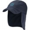 Jack Wolfskin Sonnenkappe Kinder Supplex Canyon Cap Kids M blau