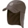 Jack Wolfskin Sonnenkappe Kinder Supplex Canyon Cap Kids S grau