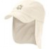 Jack Wolfskin Sonnenkappe Kinder Supplex Canyon Cap Kids M grau