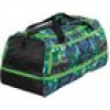 Hardware Move it Wheeled Duffle Cruiser Green/Black
