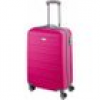 d&n Travel Line 94 Trolley S 4R 54cm - 9450 pink