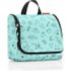Reisenthel Kids toiletbag Kulturbeutel cats and dogs mint