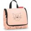 Reisenthel Kids toiletbag Kulturbeutel S cats and dogs rose