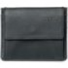 Salzen Redefined Classic Card & Coin Wallet Total Black