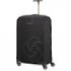 Samsonite Global Travel Accessories faltbare Kofferhülle L/M Schwarz