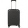 Titan Compax Trolley 4w S/USB Black