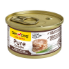 GimDog Little Darling Pure Delight Hühnchen mit Rind 85g