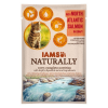 IAMS Naturally Katze Nassfutter Adult Lachs in Sauce 85g