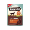 Purina AdVENTuROS Hundeleckerlis Maxi Steaks mit Büffel 70g