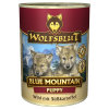 Wolfsblut Blue Mountain Puppy mit Wildfleisch 395g