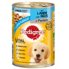 Pedigree Junior Lamm & Reis in Pastete 400g