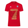adidas T-Shirt Deutscher Meister 2019