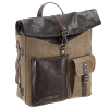 The Bridge Carver Rucksack 38 cm - verde militare