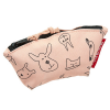 Reisenthel Kids Coin Purse 14 cm - cats and dogs rose