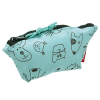 Reisenthel Kids Coin Purse 14 cm - cats and dogs mint