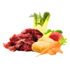 Lucky-Pet Fresh Beef & Biscuit Adult Rind