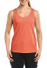 Maier Sports Petra - Outdoorshirt für Damen - Orange