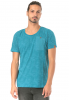 ALIFE AND KICKIN Vin - T-Shirt für Herren - Blau