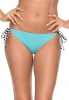 Roxy Essentials T-Side - Bikini Hose für Damen - Blau