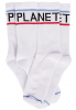 PLANET SPORTS Color Double Pack Socken - Weiß