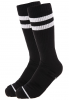 PLANET SPORTS Sports Socks Double Pack Socken - Schwarz